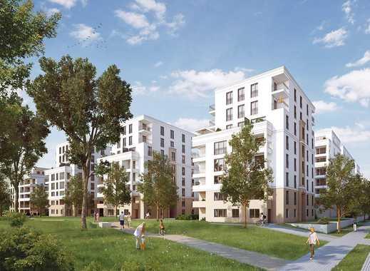 Apartment mit attraktiver Ausstattung und Balkon im neuen Lyoner Quartier
