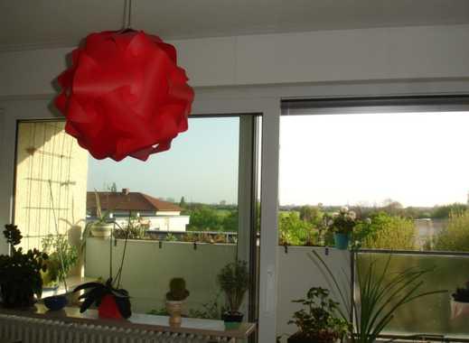Schöne, offen geschnittene 79 qm-Wohnung in Lampertheim am grünen Stadtrand