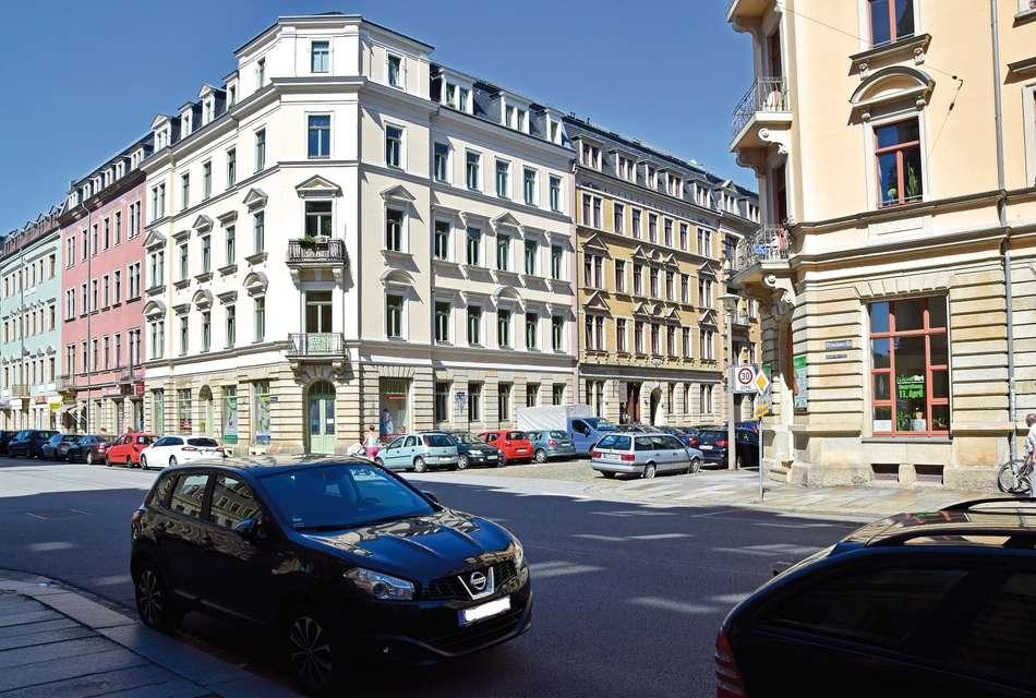 Ecke Hertelstraße