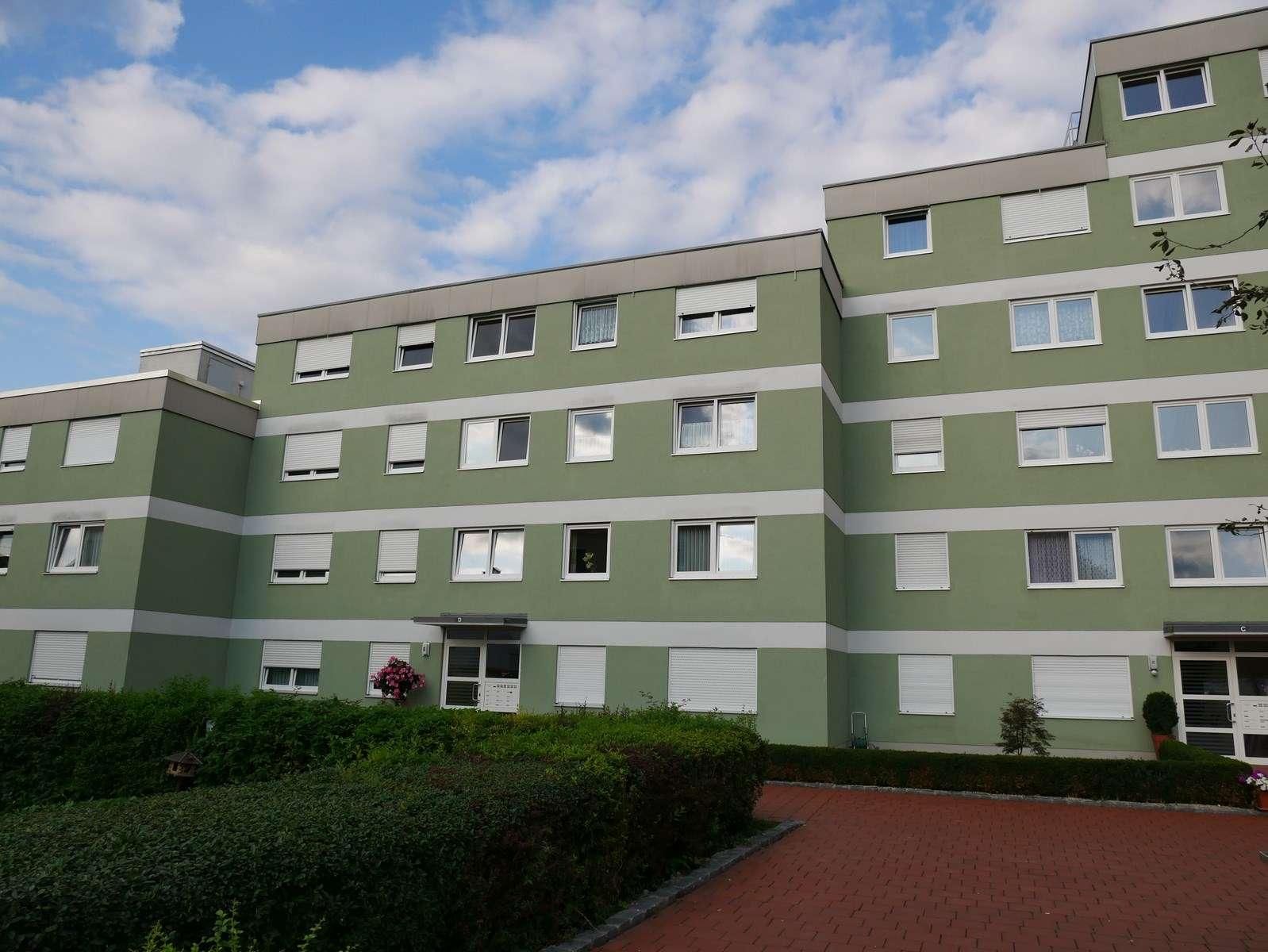 2-Zimmerwohnung in zentraler Lage von DEG sucht nette Mieter in Deggendorf