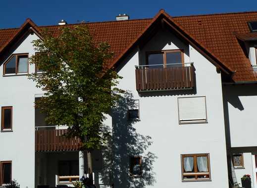 Gepflegte 3-Zimmer-Dachgeschosswohnung mit Balkon in Horb-Rexingen