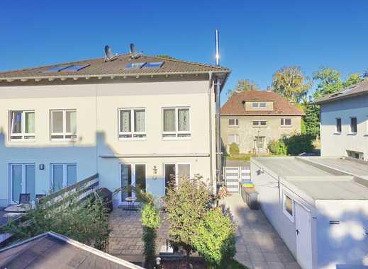 große, neuwertige Doppelhaushälfte mit Keller und Garage