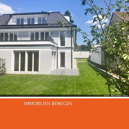 Erstbezug / Luxuriöse 2-Zi Wohnung in nobler Toplage / EBK / Terrasse / Parkett / Lift / TG in Trudering (München)