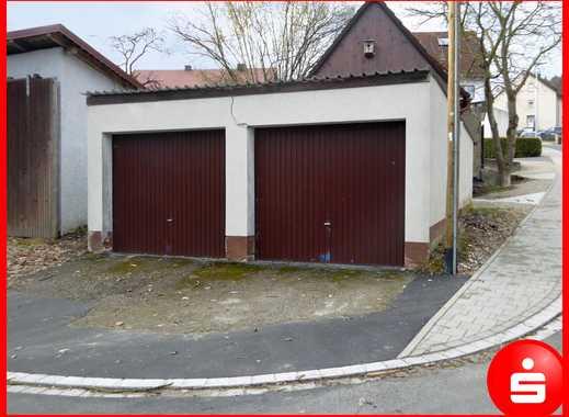 Doppelgarage in Offenhausen