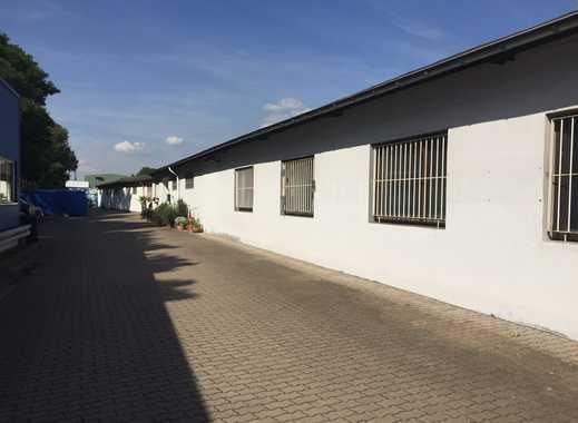 Halle-Lager-Fläche mit Heizung, Büro, Küche, WC **Provisionsfrei**