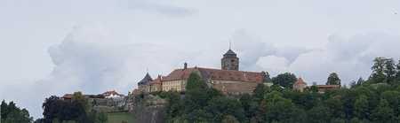 """Penthousewohnung in Kronach """"Erstbezug"""" mit Festungsblick in Kronach"""