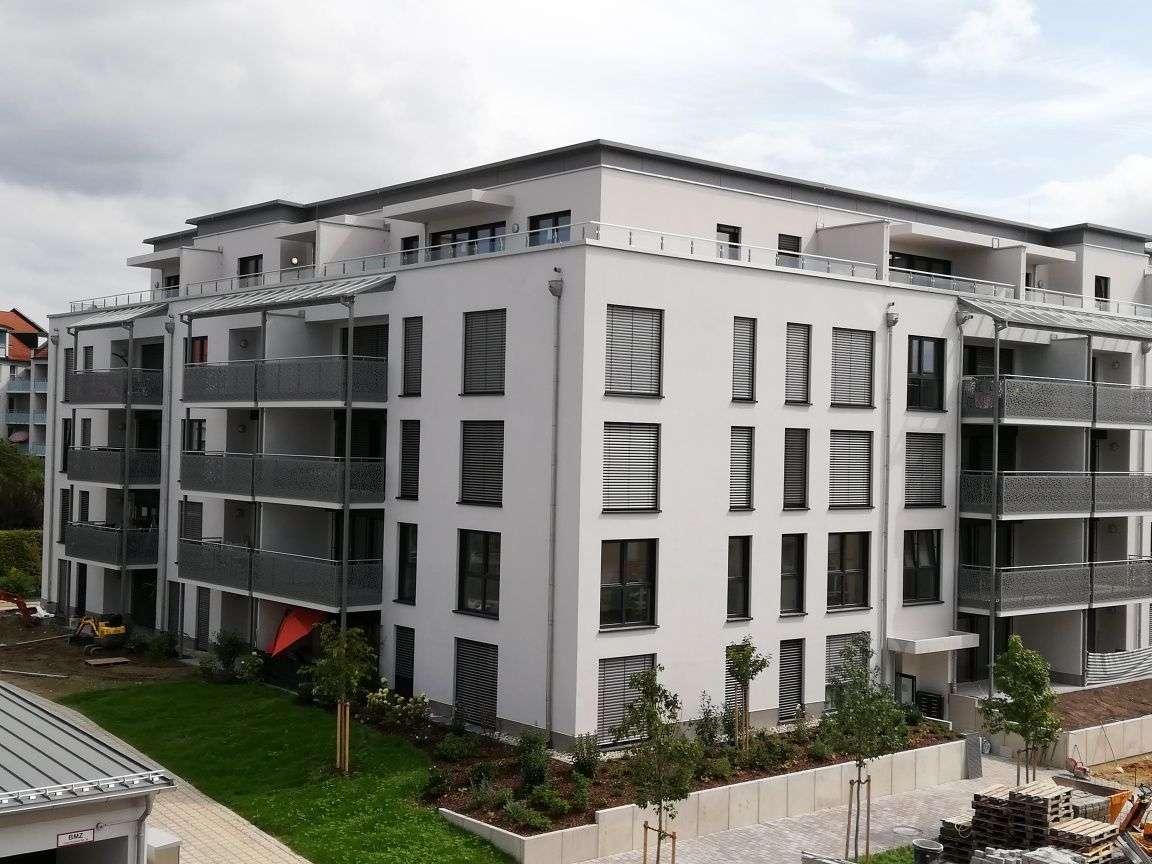 Freising; Penthouse-Wohnung mit Fernblick in Freising
