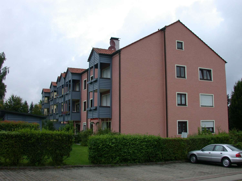 Großzügige, ruhige Wohnung in Krumbach - mit WBS