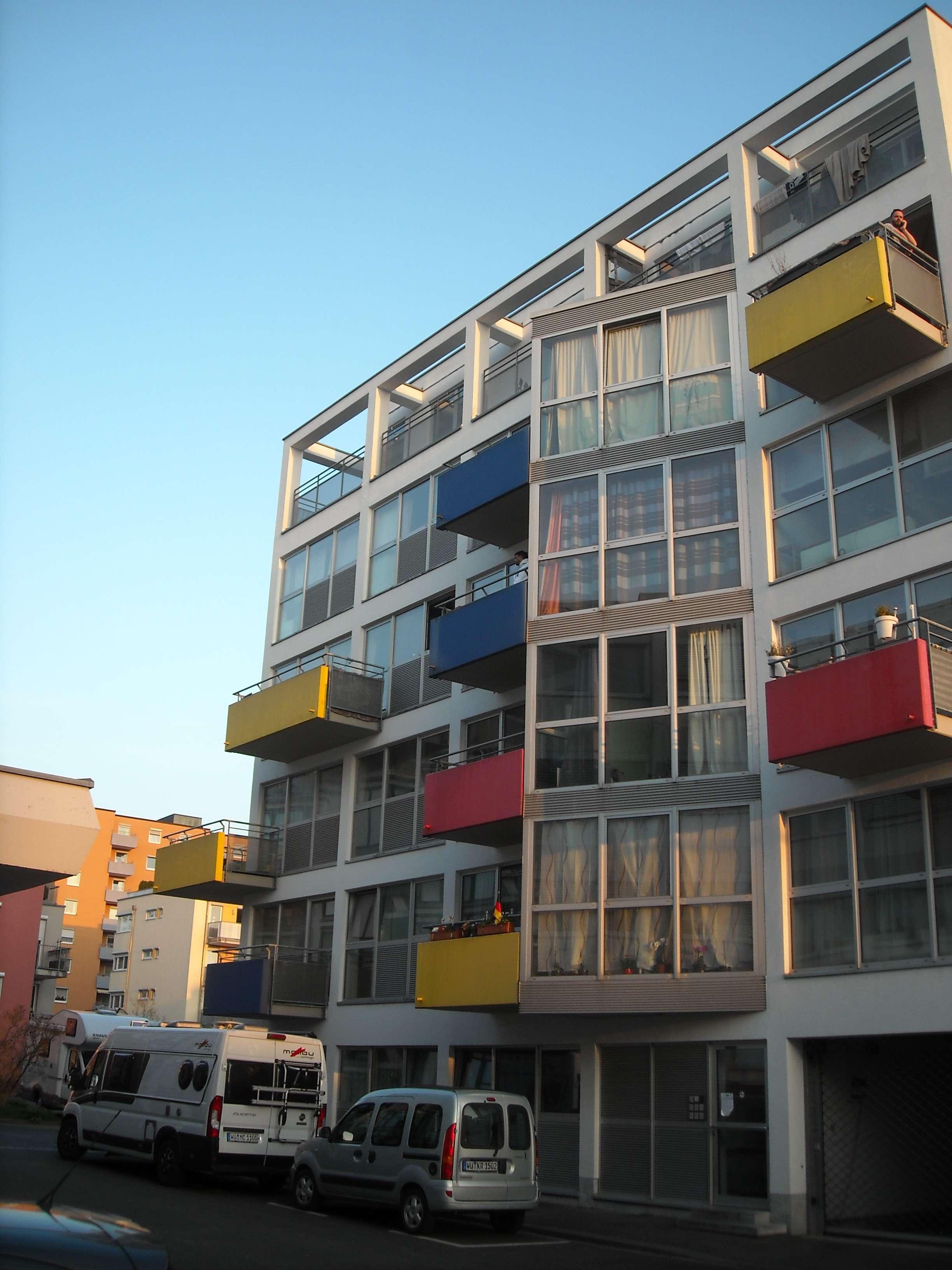 *** 2 Zi-City-Wohnung in TOP-Lage WÜ-Zellerau *** in