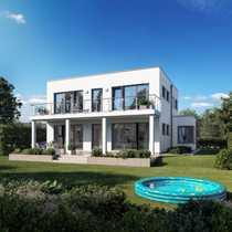 Das schönste Haus weit und