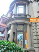 Individuelle City-Appartement -Altbau mit Kamin