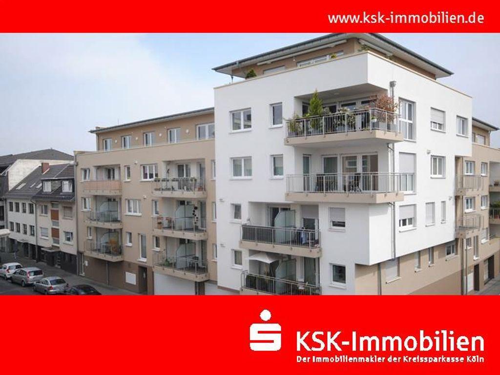 Elegantes penthouse in rheinlage von bonn beuel