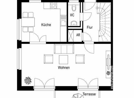 Schicke Neubau Doppelhaushälfte