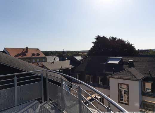 Geniessen Sie Ihren Morgenkaffee auf einer der schönsten Dachterrassen von Dresden
