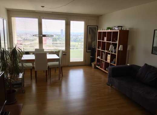 Stilvolle 3,5-Zimmer-Wohnung mit Balkon und Einbauküche mit wunderschöner Aussicht in Stuttgart