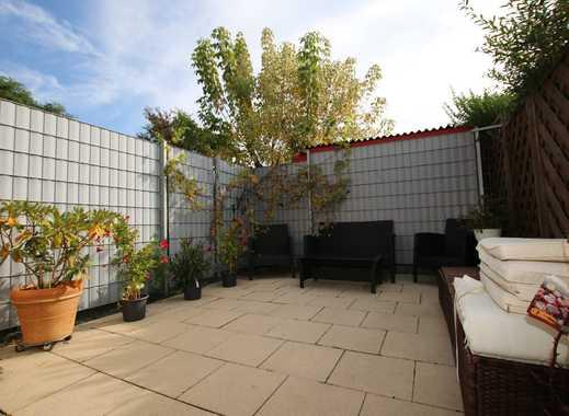 Gemütliche Erdgeschosswohnung mit 2-3 Zimmern, ca. 53 m² Wfl. und ca. 20 m² großer Terrasse