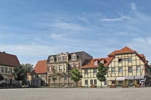 5 Zimmer Wohnung in Wittenberg (Kreis)