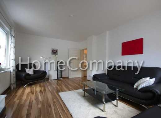 Im beliebten Essen Rüttenscheid, ruhig gelegen: helle, sehr modern eingerichtete Wohnung mit klei...