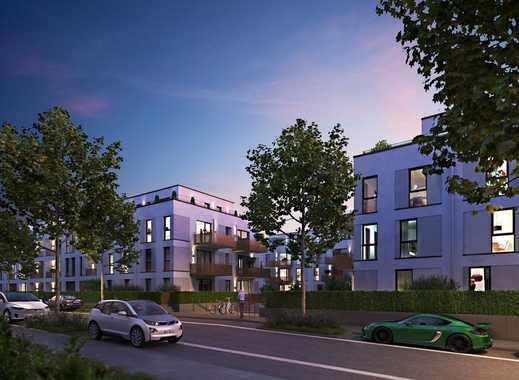 PANDION VILLE - Erdgeschosswohnung mit schöner Terrasse eigenem Garten - Erstbezug