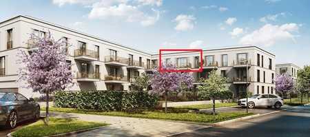 Helle 4-Zimmer Neubauwohnung mit Balkon im Inneren Westen von Regensburg in Westenviertel (Regensburg)