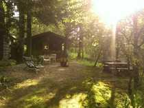 NEU EXKLUSIV Freizeitgrundstück mit Hütte