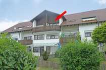 2-Zimmer-Dachgeschosswohnung in Neustadt Do -Süd