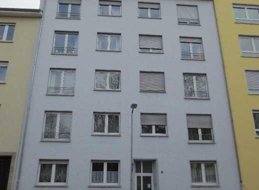 Mannheim, Schwetzingervorstadt, Bachstraße  //  2 ZKB-Terrasse, 1. OG