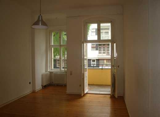 Theodor-Heuss-Platz! 3 Zimmerwohnung - Parkett & Dielen - Balkon - WG - ca. 79m² - 1.199€ + HK