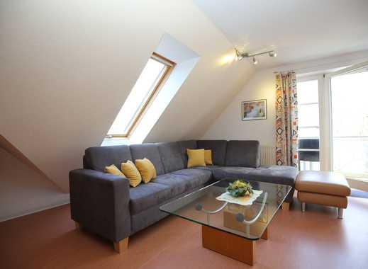 Dachgeschoss-Maisonette-Wohnung in Top-Lage