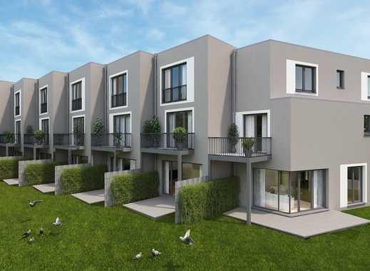 Hochwertig und Modern: 5-Zi.-Reihenhaus mit ca. 145 m²