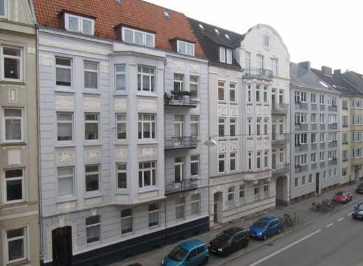 Im Kundenauftrag zu verkaufen: 4,5 Zimmer-Whg z.Zt. vermietet/ zw. Adolfplatz u. Wrangelstr.