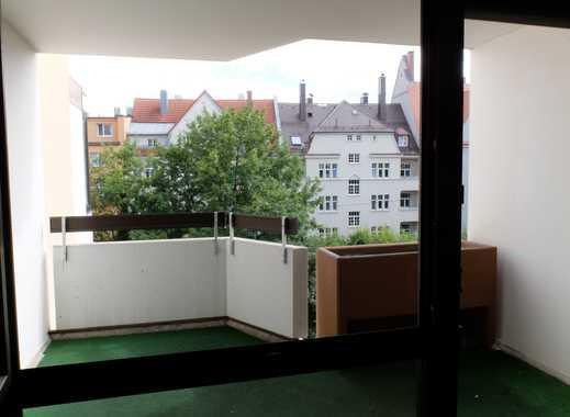 Schöne,ruhige, zentrale 2-Zimmer-Wohnung mit Balkon in der Prinzstrasse