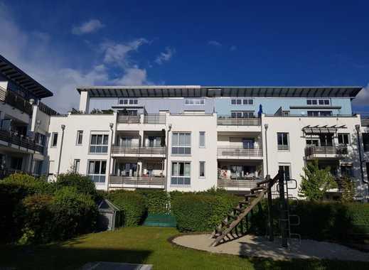 Sonnige 3-Zimmer-Wohnung mit Balkon in Taufkirchen
