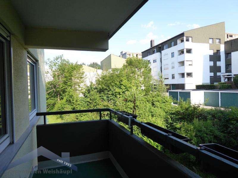 Passau Innstadt schöne 3 Zimmer Wohnung mit Balkon