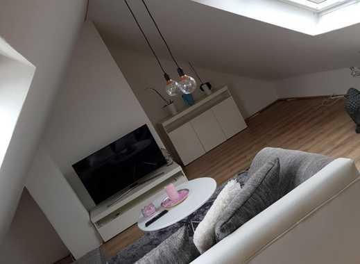 Schöne provisionsfreie 2-Zimmer Maisonette Wohnung in Haan