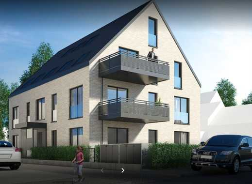 67 qm Mietwohnung mit großzügigem Balkon im Neubau Florensstraße 41 – Bezugsfertig 01.10.2019