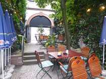Restaurant Zum Landsknecht in romantischem