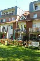 Top-Kapitalanlage 2-Zimmerwohnung mit Terrasse Gartenanteil