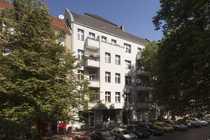 2-Zimmer-Altbauwohnung nähe Volkspark Rehberge sucht