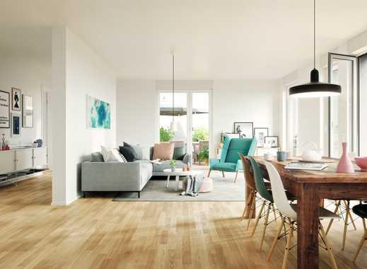 Freundlich und modern! 3-Zimmer Wohnung mit Terrasse und Loggia am Alpenerplatz