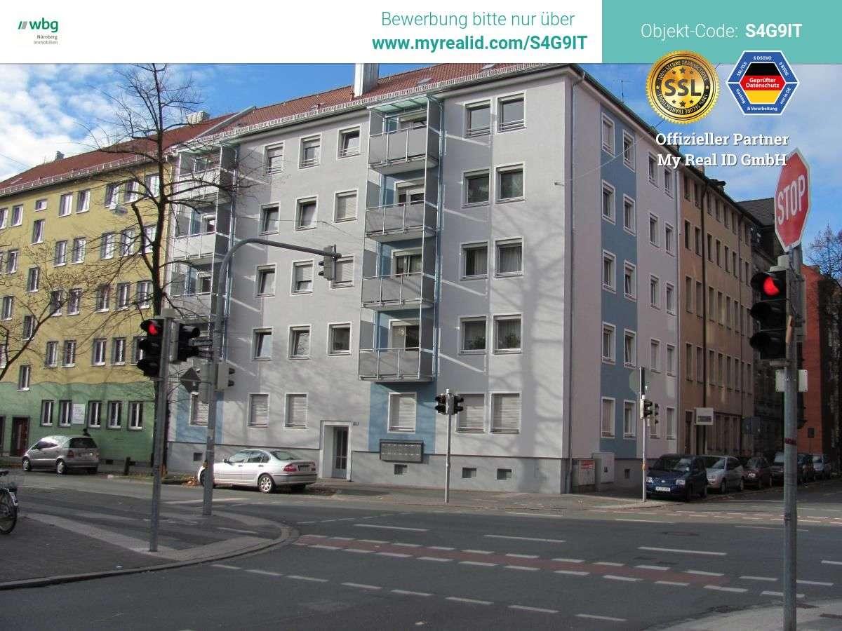 Zentral gelegen im beliebten Stadtteil Maxfeld und ein Katzensprung in die Altstadt!!! in Uhlandstraße (Nürnberg)