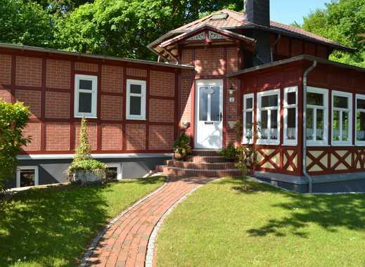 Ein aufwendig saniertes historisches Haus in idyllischer Waldlage für Individualisten nahe Bremen!