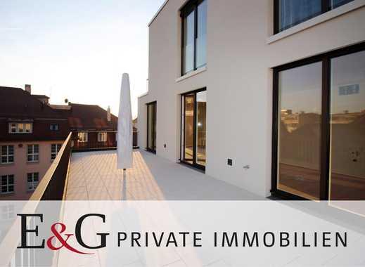 Stadtnahe und ruhige Wohnlage: Exklusive Terrassen-Wohnung in Stuttgart-Nord