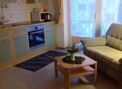 Gepflegte 1-Zimmer-EG-Wohnung mit EBK in Büchenbach, Ortsteil Kühedorf