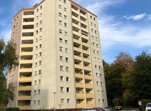 großzügige Familienwohnung mit Fernblick in Uninähe Dudweiler-Süd