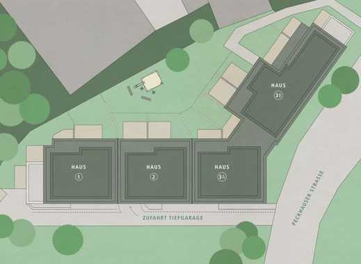 "Mettmann-Metzkausen, NEUBAU, KFW 55, "" Penthouse "" top modern "" 4 Zi. K,D,B,B, mit Dachterrasse"