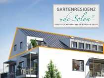 ATELIERGESCHOSS 3-Zimmer-Dachtraum für Anspruchsvolle - 110