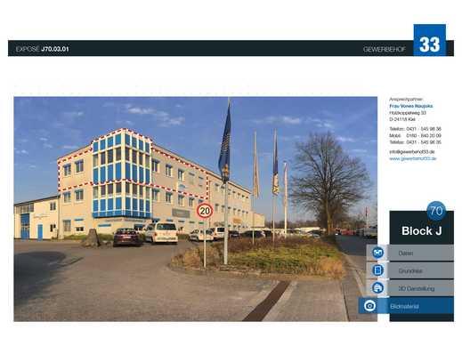 Lichtdurchflutetes Büro, 6 min vom Zentrum Kiels