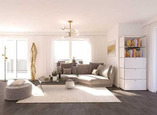 Elegante 3-Zi.-Penthouse-ETW am Schlosspark, ca. 122 m² Wfl., Terrasse, exkl. Ausstattungelemente!