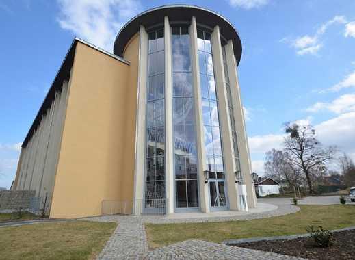 Hochmoderne Atelierwohnung mit Gartenanteil in Pirna zur Miete